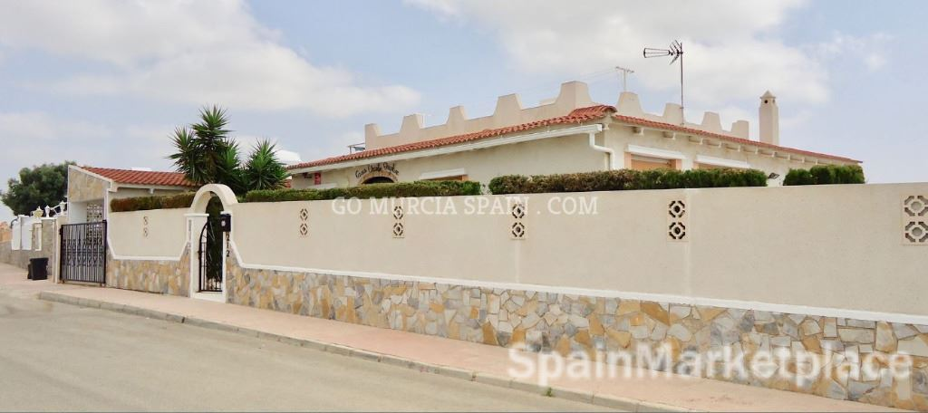 San miguel villa for sale