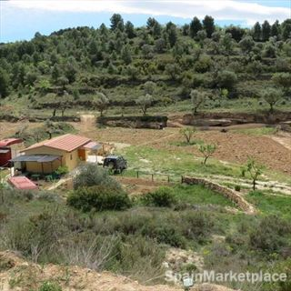 New build Casa on 4,4hectare finca