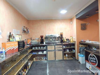 Bar restaurant for sale in Denia