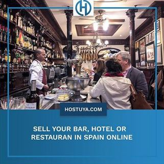 SELL YOUR BAR, RESTAURANT OR HOTEL IN SPAIN?