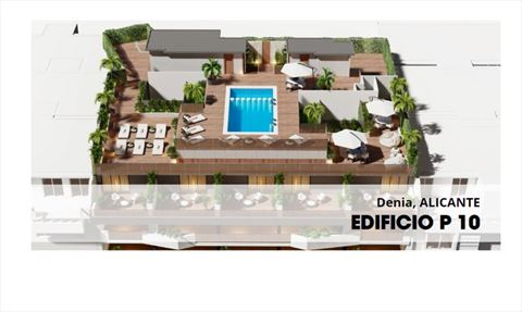 New build in Denia for sale. Reserve Now!