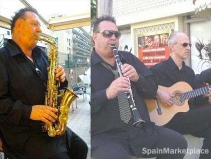 Live music, weddings, events, Barcelona, Catalonia, Spain