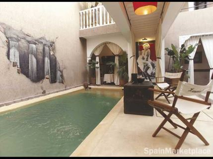 Riad for sale in Marrakesh