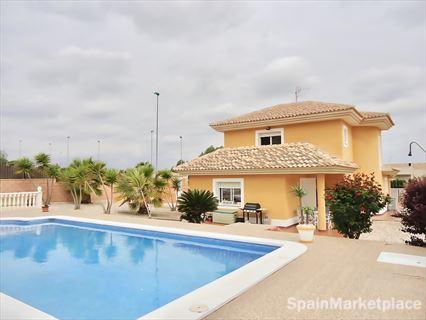 5 Bedroom Villa - Calasparra - Murcia