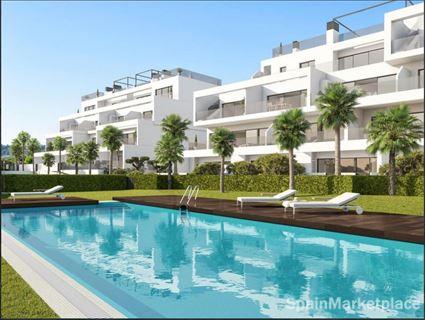 Modern luxurious apartements